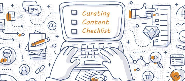 5 Simple Content Curation Methods (Plus a 9-Point Checklist)